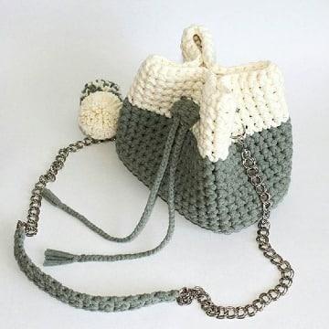 imagenes de modelos de bolsos de trapillo