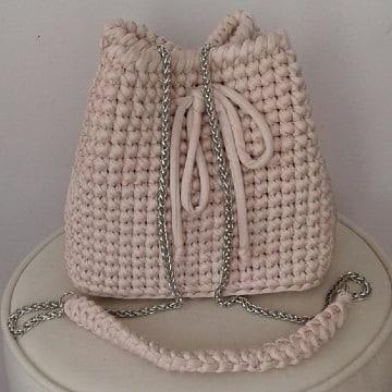 modelos de bolsos de trapillo faciles de hacer