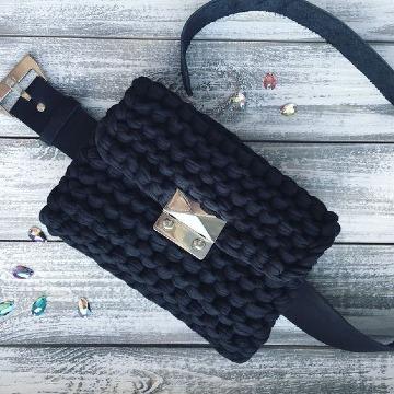 modelos de bolsos de trapillo modernos