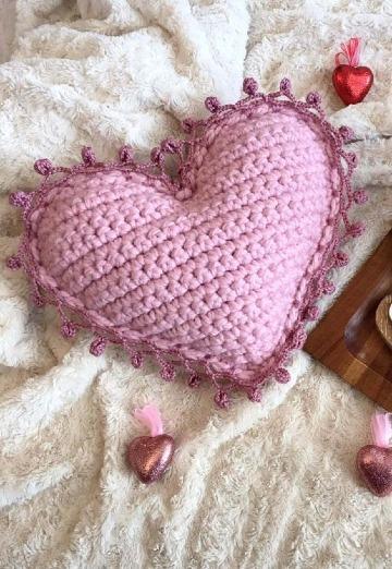 modelos de corazon a crochet paso a paso
