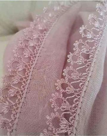 orillas de crochet para blusas elegantes