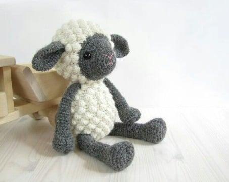 como hacer animalitos tejidos a crochet