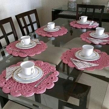 decoracion en crochet para el hogar facil