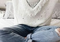 Diseños de sweaters tejidos a crochet invierno 2019