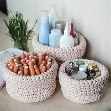 imagenes de decoracion en crochet para el hogar