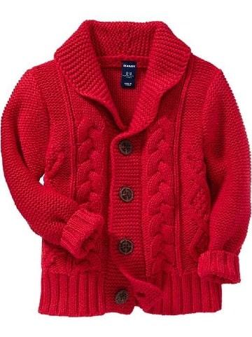 modelos de chalecos para niños tejidos a palillo