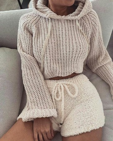 sweaters tejidos a crochet modernos