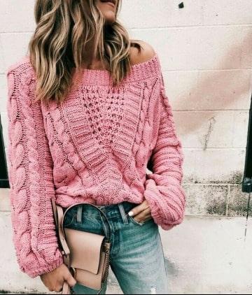 sweaters tejidos a crochet para mujer