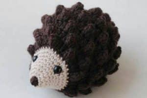Tiernos animalitos tejidos a crochet para niños de 3 años