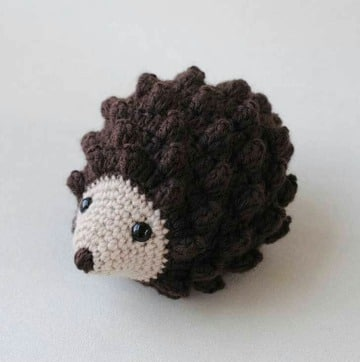 tiernos animalitos tejidos a crochet