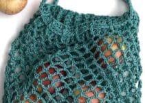 5 pasos para lograr bolsas tejidas a gancho para dama