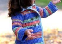7 trucos para lograr chompas tejidas para niñas originales