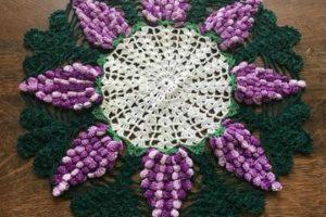 6 pasos para saber como hacer tapetes a crochet