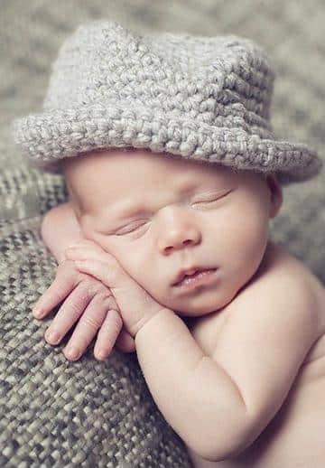 gorros tejidos para niños varon a crochet