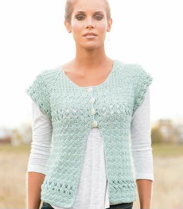 como hacer polos tejidos a crochet