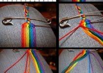 3 trucos sobre como hacer pulseras de hilo macrame