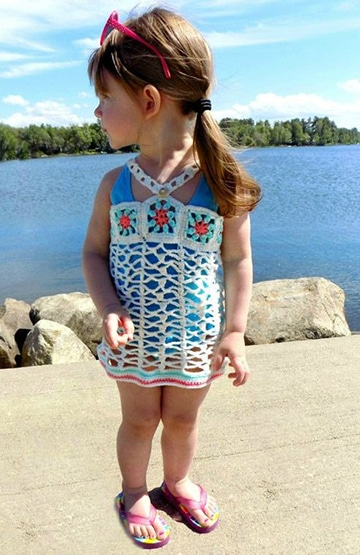 fotos de trajes de baño para niñas