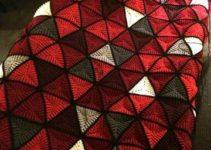 Puntos y muestras de colchas a crochet para 2019