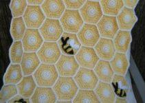 5 pasos para hacer pastillas tejidas a crochet para colchas