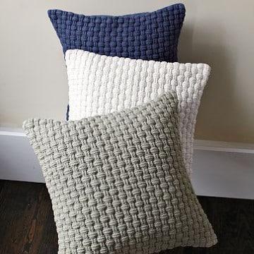 patrones para cojines a crochet cuadrados