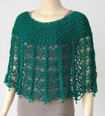 polos tejidos a crochet elegantes