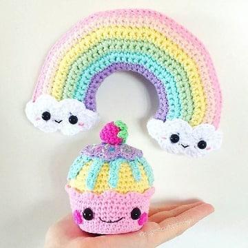 figuras tejidas a crochet para niñas