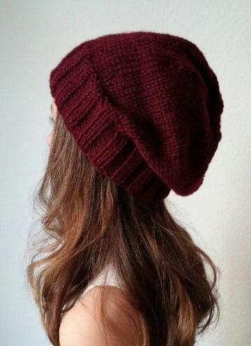 tejidos de gorros a crochet para niñas