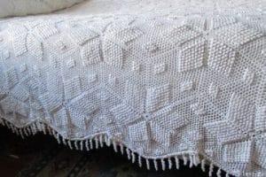 7 pasos para hacer edredones tejidos a crochet