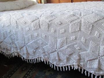 como hacre edredones tejidos a crochet