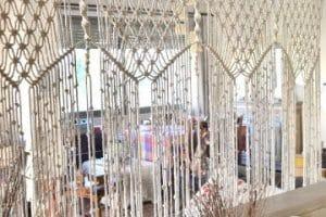 Trucos y 6 pasos para crear cortinas tejidas a crochet