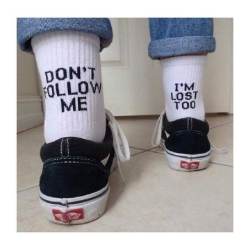 creativos calcetines divertidos para hombre