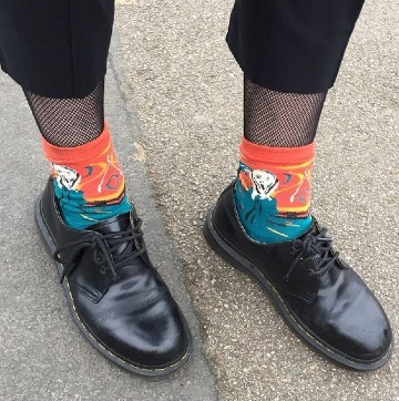 diseños de calcetines divertidos para hombre