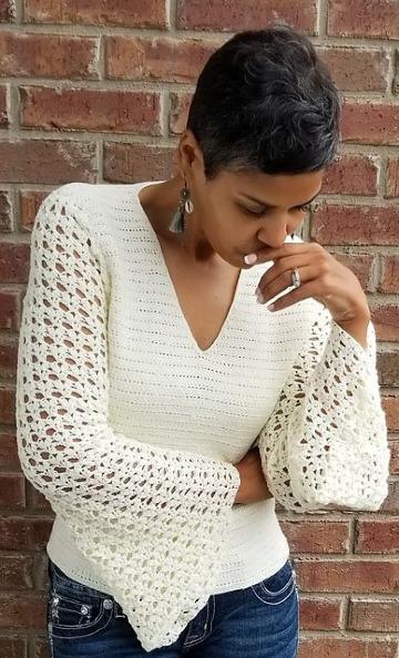 ideas de modelos de tejidos a crochet