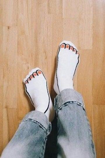 imaganes de calcetines divertidos para hombre
