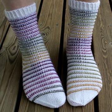 imagenes de calcetines de lana para el frio