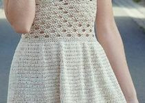 Geniales modelos de tejidos a crochet en 4 prendas