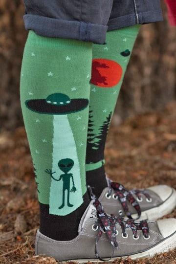 modelos de calcetines divertidos para hombre