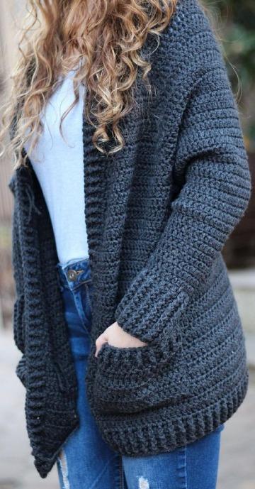 modelos de tejidos a crochet paso a paso