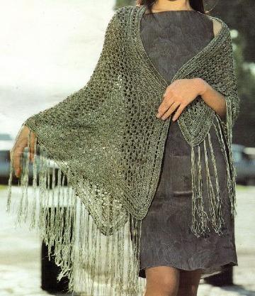 flecos tejidos a crochet para mujer