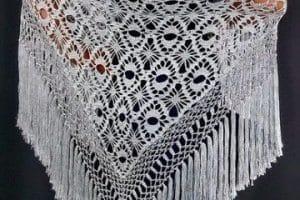 4 formas originales de usar flecos tejidos a crochet
