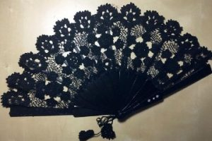 Puntos para hacer abanicos tejidos a gancho 2019