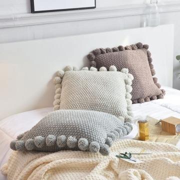 imagenes de almohadas tejidas a crochet