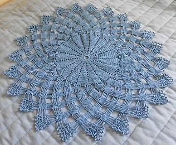 imagenes de carpetas tejidas a gancho