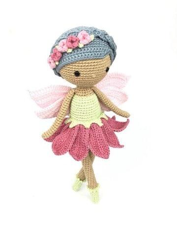 imagenes de hadas tejidas a crochet