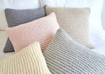 Como hacer elegantes almohadas tejidas a crochet 2019