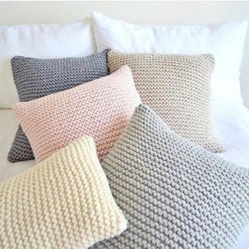 modelos de almohadas tejidas a crochet