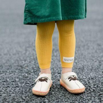 medias tejidas para niñas arriba de la rodilla