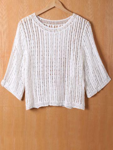 remeras caladas a crochet sencillas