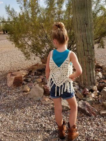 chompas para niñas a crochet con estilo