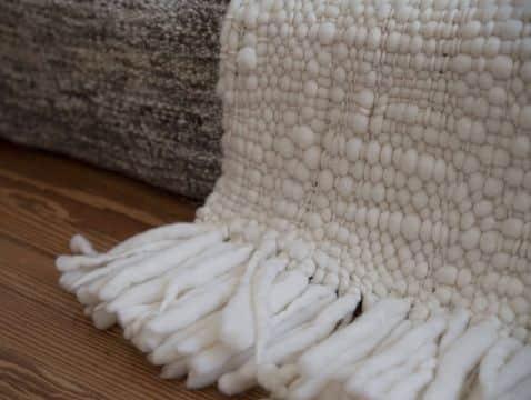 cubrecamas tejidos a crochet trapillo